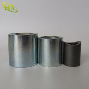 Carbon steel pipe socket